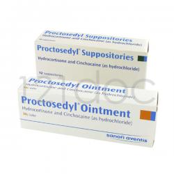 Proctosedyl 30g (Ointment) x 1